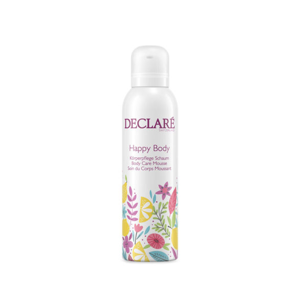 DECLARE Happy Body Body Care Mousse