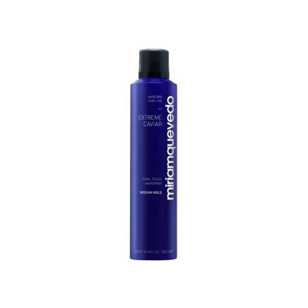 Miriam Quevedo Extreme Caviar Final Touch Hairspray – Medium Hold