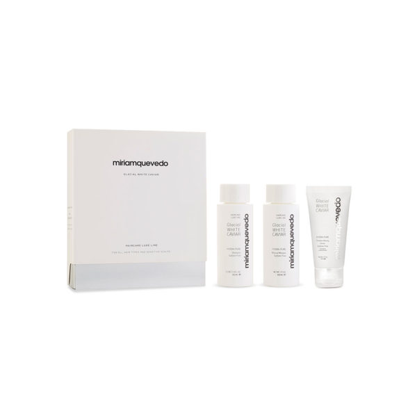 MIRIAM QUEVEDO Glacial White Caviar Global Rejuvenation Set