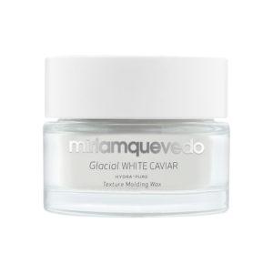 MIRIAM QUEVEDO Glacial White Caviar Hydra-Pure Texture Molding Wax